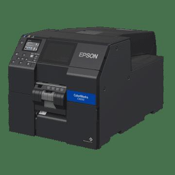 Epson 6000 series with peeler