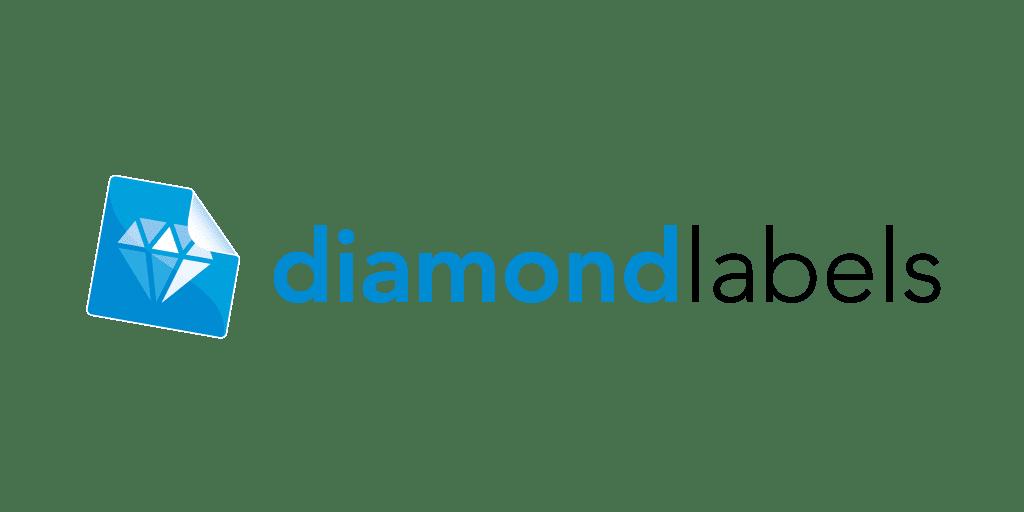Logo Diamondlabels printer media