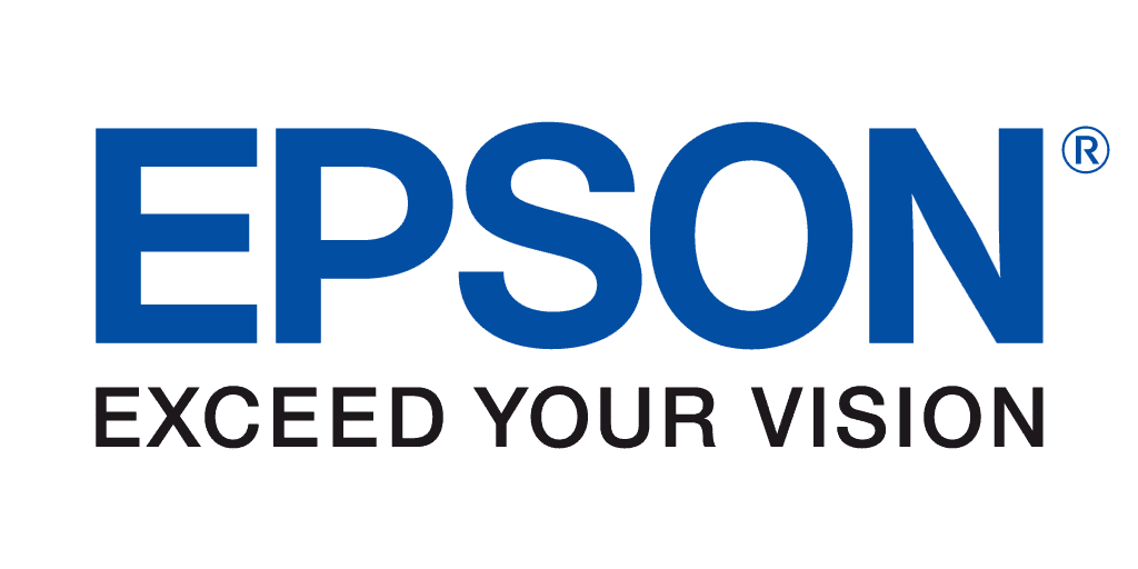 Logo Epson exceed your vision