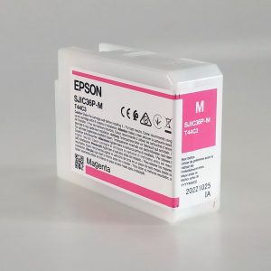 Epson C6000 ink magenta SJIC36 T44C3